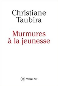 Christiane Taubira - Murmures à la jeunesse cover