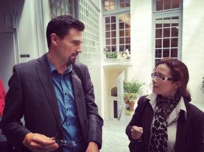 Céline Spector en conversation avec Robert Sparling
